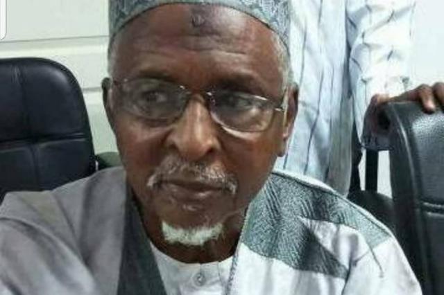Alh. Ahmed Yusuf Abubakar, member, Adhoc/LOC Centenary Celebration