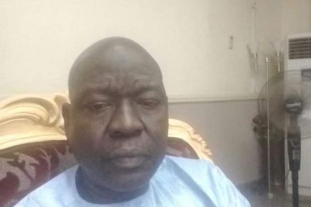 Alh. Babangida Garba. Member Adhoc/LOC TYD Centenary Celebration